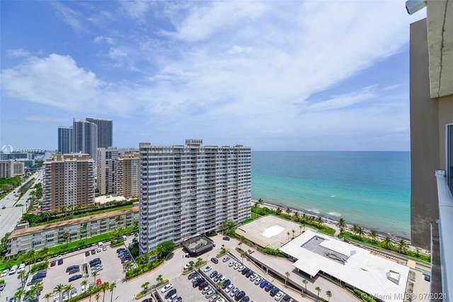 1980 S Ocean Dr Phm, Hallandale Beach, FL 33009 (#A11067729) :: Dalton Wade