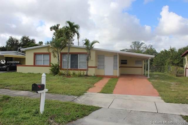 3620 SW 43rd Ave, West Park, FL 33023 (MLS #A11067852) :: Team Citron