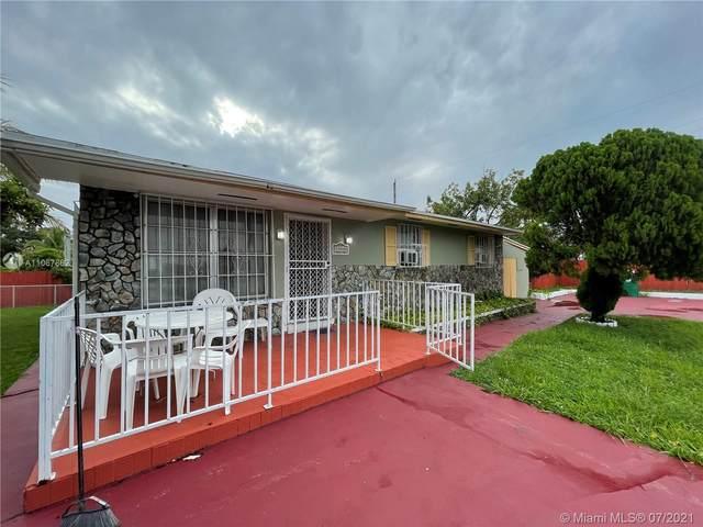 11000 NW 17th Ave, Miami, FL 33167 (MLS #A11067862) :: Team Citron