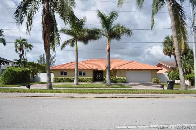 16650 NE 35th Ave, North Miami Beach, FL 33160 (MLS #A11067896) :: Natalia Pyrig Elite Team | Charles Rutenberg Realty