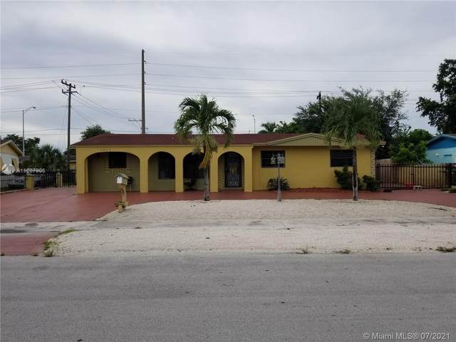 5035 NW 182nd St, Miami Gardens, FL 33055 (MLS #A11067906) :: Natalia Pyrig Elite Team   Charles Rutenberg Realty