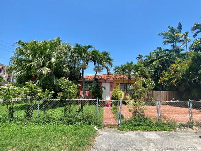 2341 SW 34th Ave, Miami, FL 33145 (MLS #A11067909) :: The Rose Harris Group