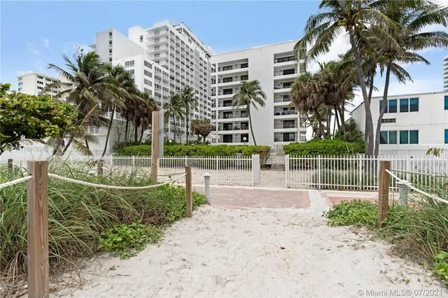 5415 Collins Ave Ph-C, Miami Beach, FL 33140 (#A11067924) :: Dalton Wade