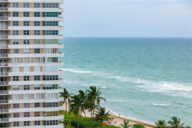 2030 S Ocean Dr #1223, Hallandale Beach, FL 33009 (MLS #A11067991) :: Onepath Realty - The Luis Andrew Group