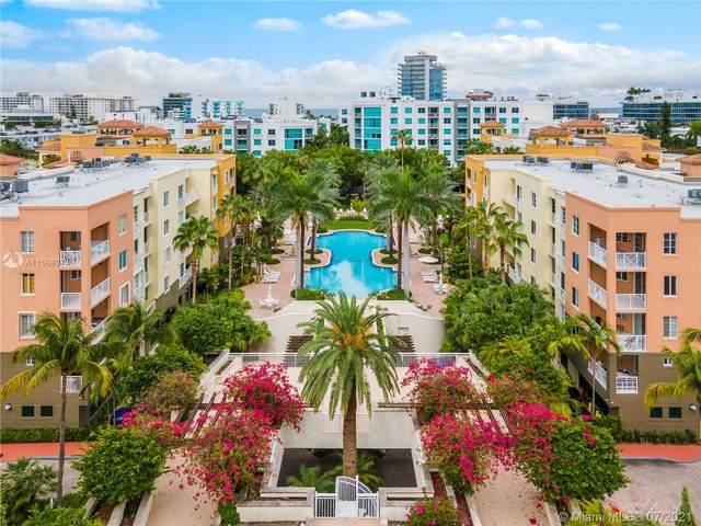 145 Jefferson Ave #423, Miami Beach, FL 33139 (MLS #A11068074) :: The Paiz Group