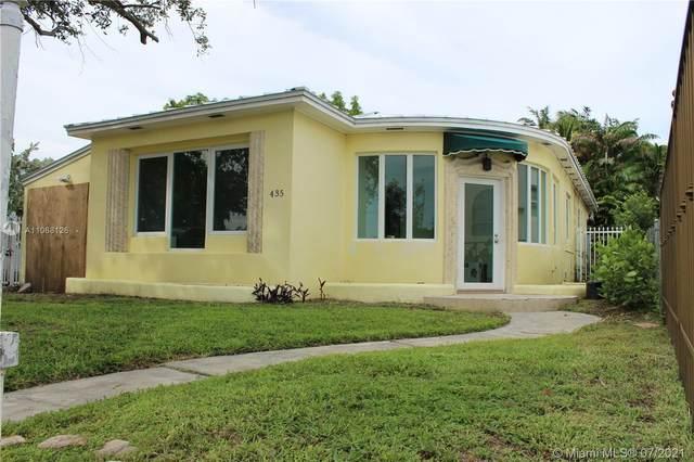 435 SW 31st Rd, Miami, FL 33129 (MLS #A11068126) :: Equity Advisor Team