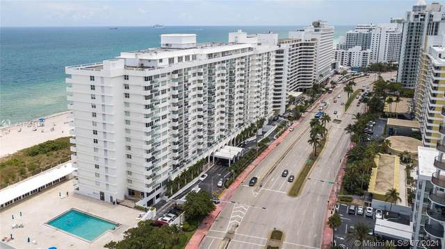 5601 Collins Ave M5, Miami Beach, FL 33140 (MLS #A11068135) :: Green Realty Properties