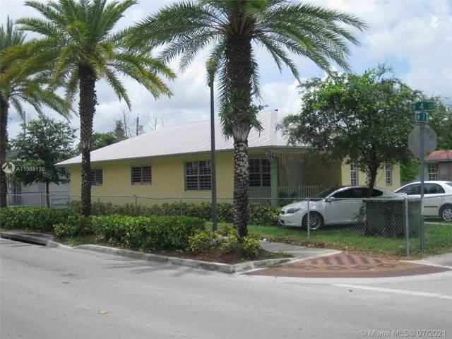 405 SW 7th Ave, Homestead, FL 33034 (MLS #A11068136) :: Team Citron
