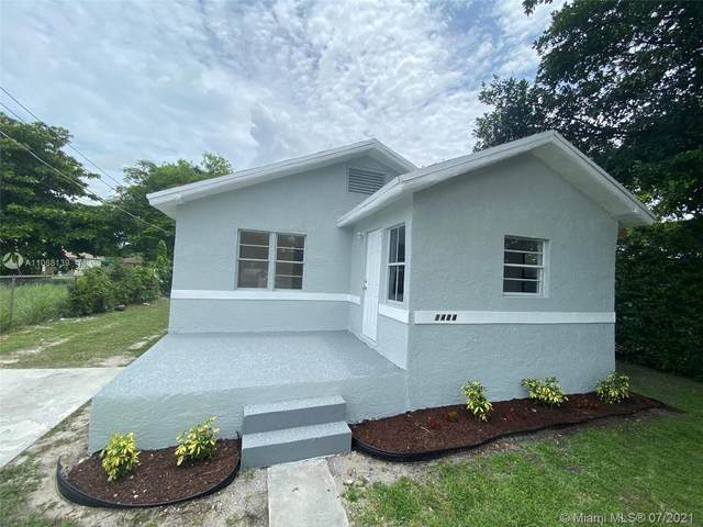 1484 NW 60th St, Miami, FL 33142 (MLS #A11068139) :: GK Realty Group LLC