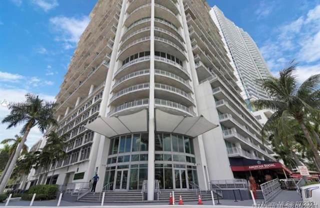 690 SW 1st Ct #1725, Miami, FL 33130 (#A11068182) :: Dalton Wade