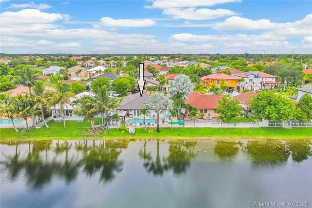 4331 SW 159th Path, Miami, FL 33185 (MLS #A11068197) :: Team Citron