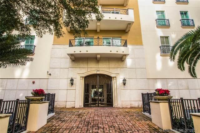 20 S Calabria Ave #503, Coral Gables, FL 33134 (MLS #A11068375) :: Carole Smith Real Estate Team