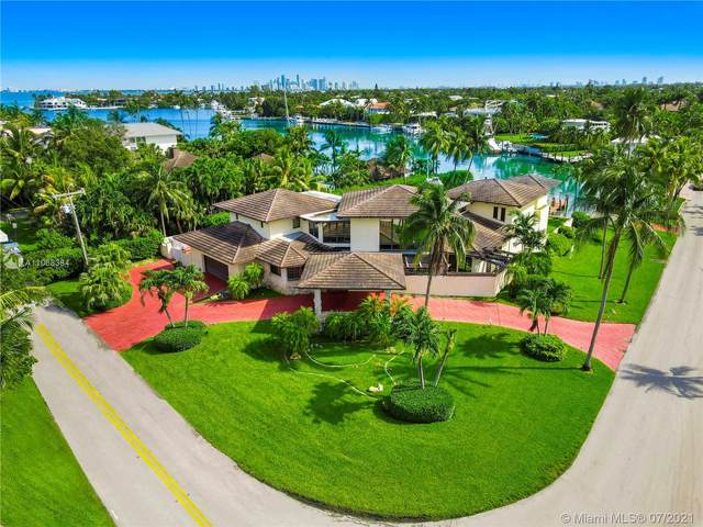 501 N Mashta Dr, Key Biscayne, FL 33149 (MLS #A11068384) :: Equity Realty