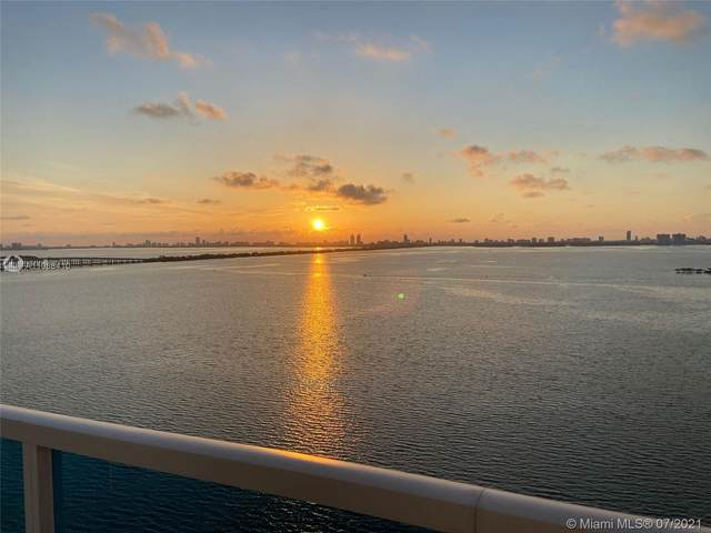 700 NE 25th St #1503, Miami, FL 33137 (#A11068410) :: Dalton Wade