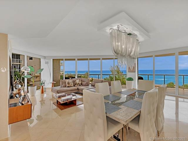 18671 Collins Ave #402, Sunny Isles Beach, FL 33160 (MLS #A11068445) :: Castelli Real Estate Services