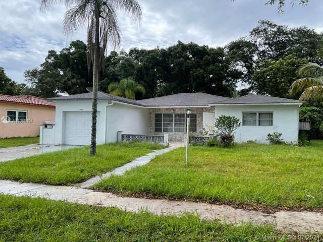 711 SW 49th Ter, Margate, FL 33068 (MLS #A11068454) :: Dalton Wade Real Estate Group