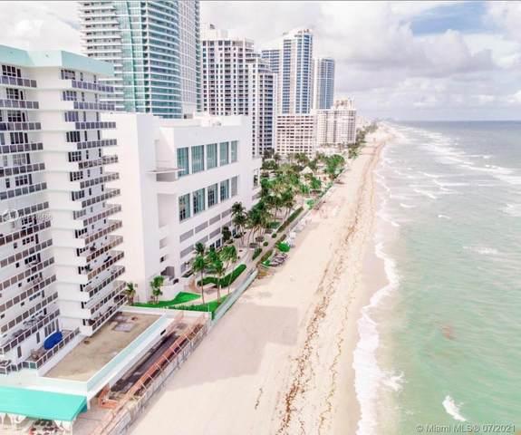 3725 S Ocean Dr #907, Hollywood, FL 33019 (#A11068466) :: Dalton Wade