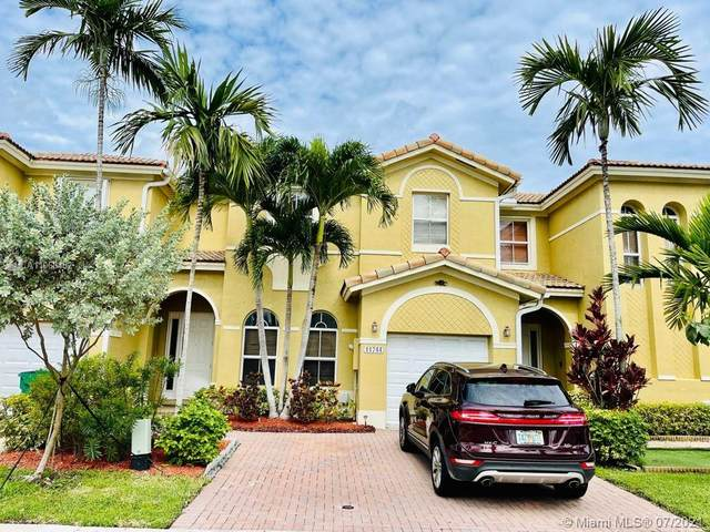 11744 SW 137th Path #11744, Miami, FL 33186 (MLS #A11068482) :: Carole Smith Real Estate Team