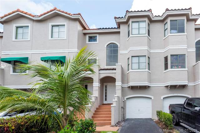 12690 NW 14th Place #12690, Sunrise, FL 33323 (MLS #A11068484) :: The Riley Smith Group