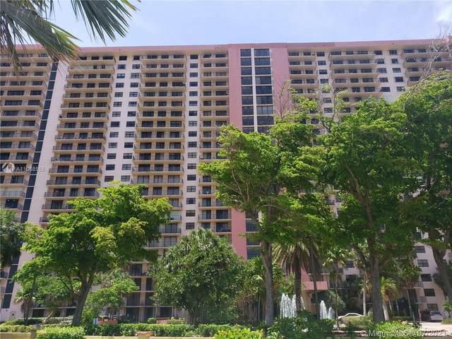 210 174th St Ph 2409, Sunny Isles Beach, FL 33160 (MLS #A11068555) :: Berkshire Hathaway HomeServices EWM Realty
