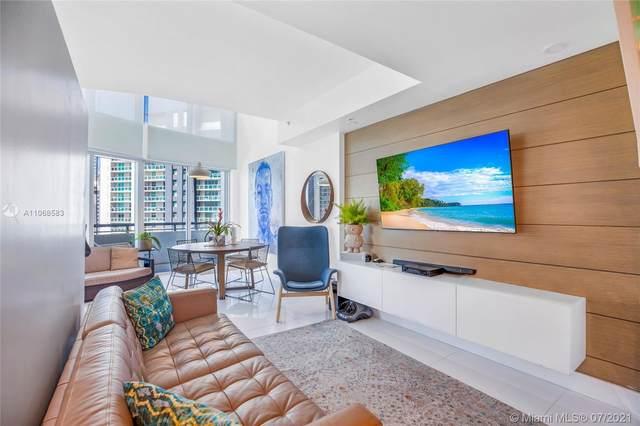60 SW 13th St #2626, Miami, FL 33130 (MLS #A11068583) :: Berkshire Hathaway HomeServices EWM Realty