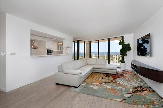 2000 Towerside Ter #1208, Miami, FL 33138 (MLS #A11068586) :: The Jack Coden Group