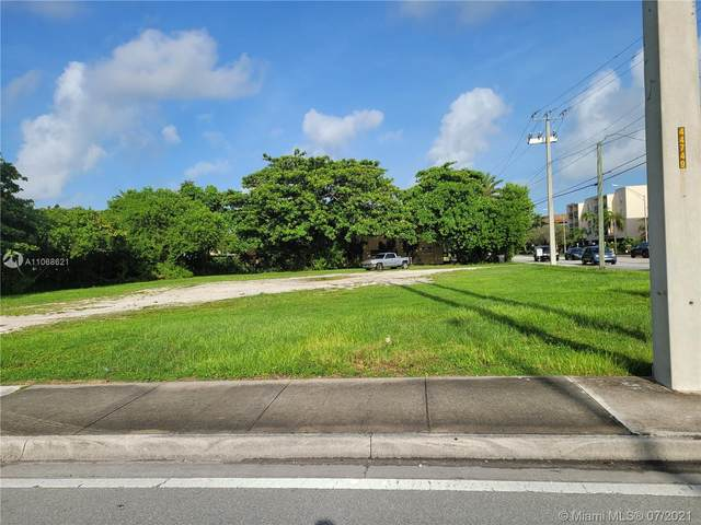 12290 NE 6th Ave, North Miami, FL 33161 (MLS #A11068621) :: Green Realty Properties