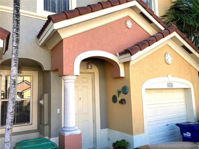 8538 SW 166th Pl #8538, Miami, FL 33193 (MLS #A11068648) :: Rivas Vargas Group