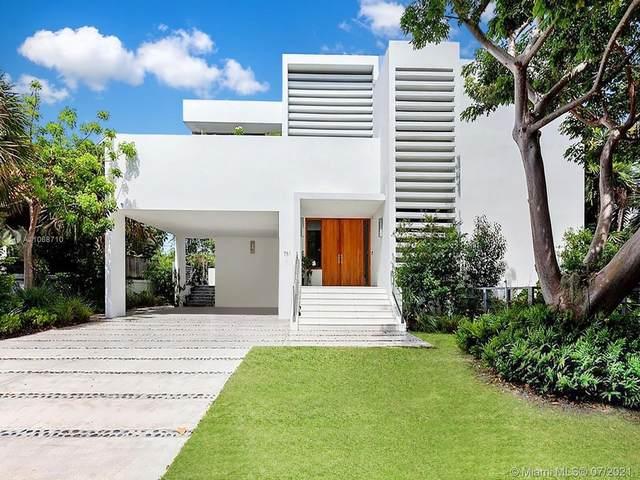 761 Glenridge Rd, Key Biscayne, FL 33149 (MLS #A11068710) :: Prestige Realty Group