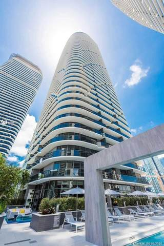 45 SW 9th St #2105, Miami, FL 33130 (MLS #A11068720) :: The Howland Group