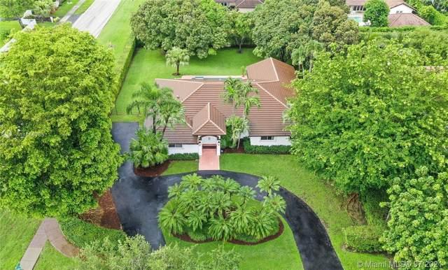 8699 SW 122nd St, Miami, FL 33156 (MLS #A11068735) :: Prestige Realty Group