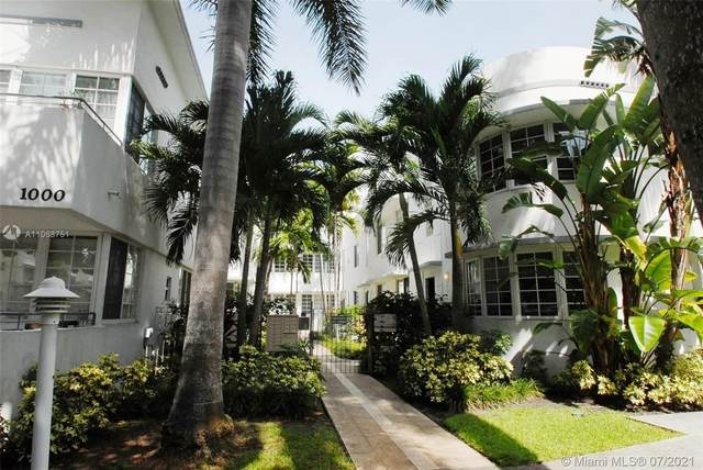 1000 Meridian Ave #23, Miami Beach, FL 33139 (#A11068751) :: Dalton Wade