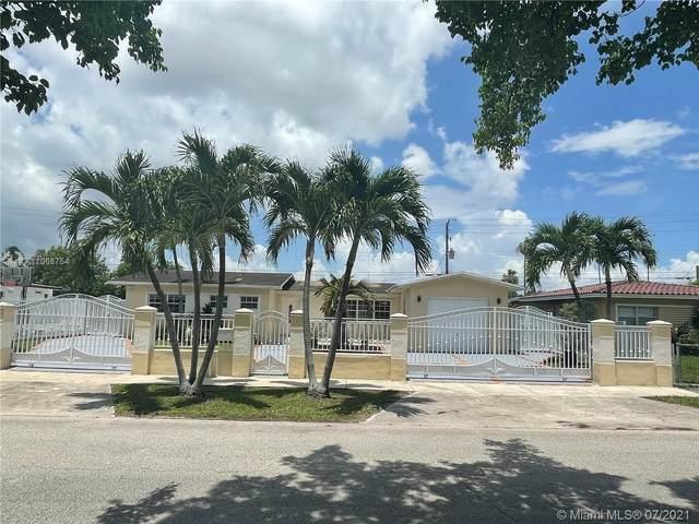 11612 NW 57th Ave, Hialeah, FL 33012 (MLS #A11068754) :: Natalia Pyrig Elite Team | Charles Rutenberg Realty