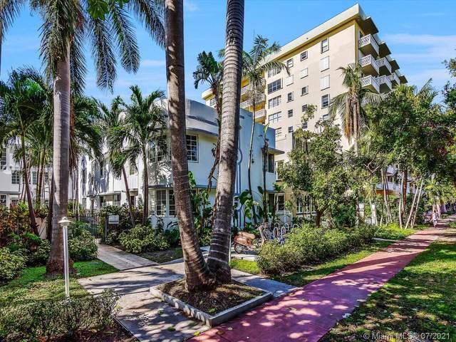 1000 Meridian Ave #15, Miami Beach, FL 33139 (#A11068759) :: Dalton Wade