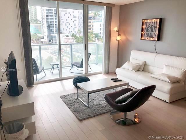 1155 Brickell Bay Dr #405, Miami, FL 33131 (MLS #A11068786) :: Castelli Real Estate Services