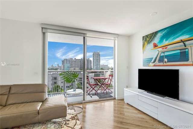 1688 West Ave #702, Miami Beach, FL 33139 (MLS #A11068805) :: Berkshire Hathaway HomeServices EWM Realty