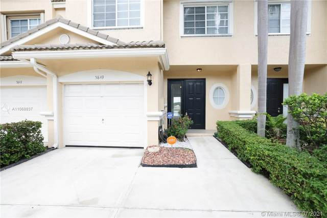 5849 NW 48th Ave, Coconut Creek, FL 33073 (MLS #A11068837) :: Re/Max PowerPro Realty