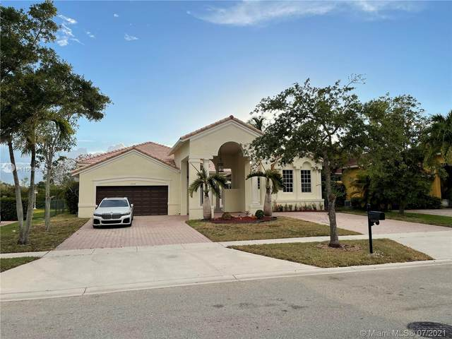 1230 NW 166th Ave, Pembroke Pines, FL 33028 (MLS #A11068884) :: The Teri Arbogast Team at Keller Williams Partners SW