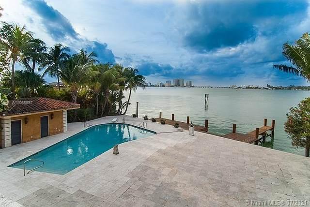 5970 N Bay Rd, Miami Beach, FL 33140 (MLS #A11068892) :: Prestige Realty Group