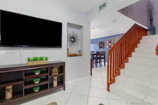 8381 SW 124th Ave #104, Miami, FL 33183 (MLS #A11068971) :: Rivas Vargas Group