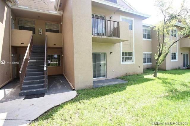 2421 NW 96th Ter 20J, Pembroke Pines, FL 33024 (#A11068983) :: Dalton Wade