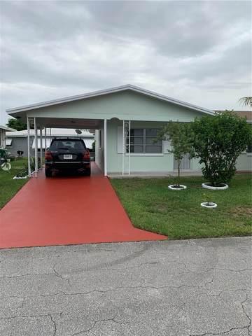 4606 NW 48th St, Tamarac, FL 33319 (MLS #A11069020) :: Equity Advisor Team
