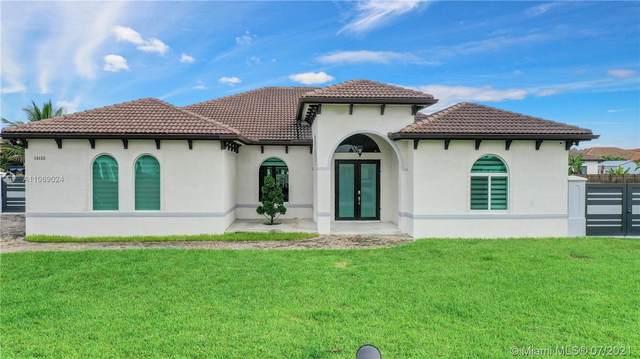 13133 SW 210th St, Miami, FL 33177 (MLS #A11069024) :: Prestige Realty Group