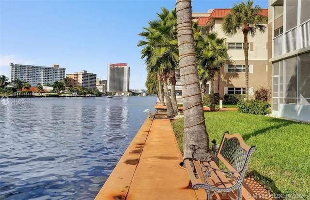 2081 S Ocean Dr #306, Hallandale Beach, FL 33009 (MLS #A11069034) :: Prestige Realty Group