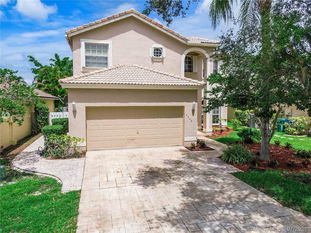 5248 NW 112th Ter, Coral Springs, FL 33076 (MLS #A11069045) :: Vigny Arduz | RE/MAX Advance Realty