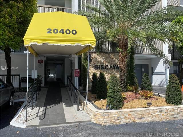 20400 W Country Club Dr #417, Aventura, FL 33180 (#A11069085) :: Dalton Wade