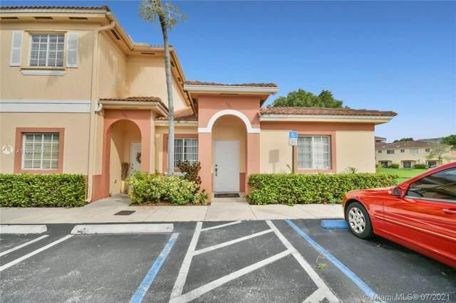 8410 SW 150th Avenue #7, Miami, FL 33193 (MLS #A11069117) :: Rivas Vargas Group