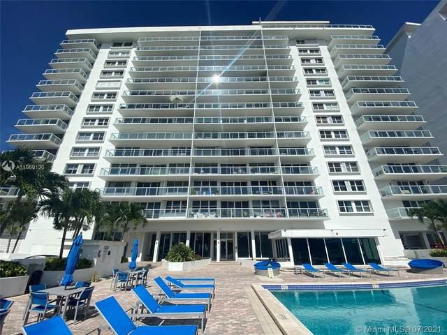 5750 Collins Ave 5K, Miami Beach, FL 33140 (#A11069130) :: Dalton Wade