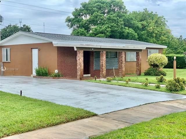 1225 NW 192nd St, Miami Gardens, FL 33169 (MLS #A11069158) :: Berkshire Hathaway HomeServices EWM Realty