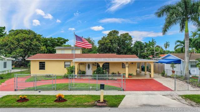 19710 NW 51st Ave, Miami Gardens, FL 33055 (MLS #A11069167) :: Prestige Realty Group